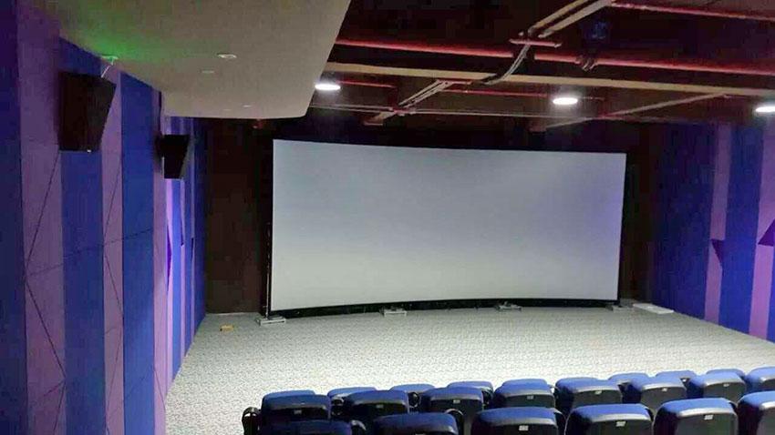 电影院音响工程