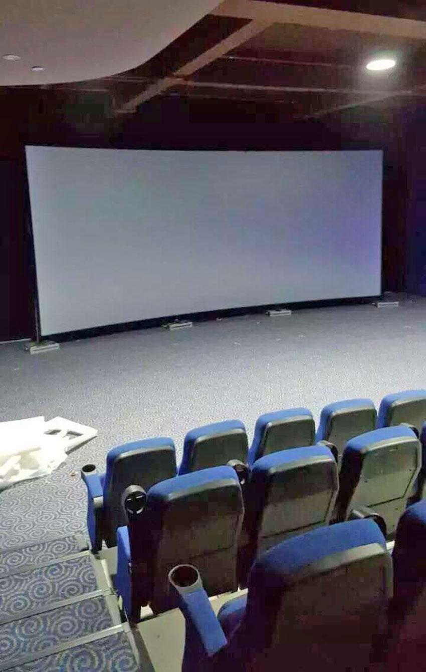 电影院工程解决方案