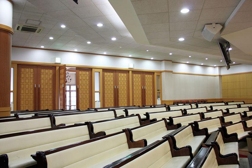 教堂音响工程解决方案