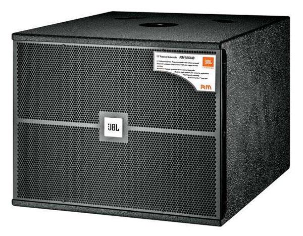 JBL扩声音箱RM15SUB