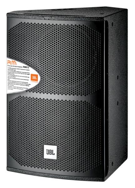 JBL扩声音箱RM612