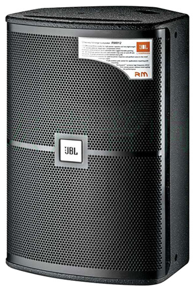 JBL扩声音箱RM810