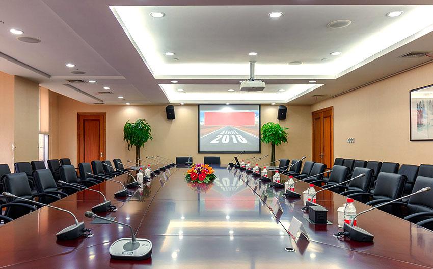 多媒体会议室音响工程